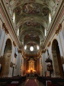 Pamiatky na Záhorí - Bazilika v Šaštíne