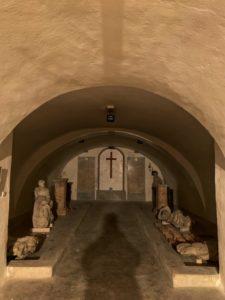 Pamiatky na Záhorí - Krypty v Malackách