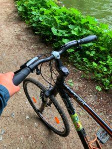 Čo robiť v Pieninách? na bicykli