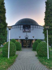 Región GRON - Planetárium