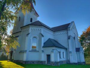 Región GRON - Kostol sv. Vavrinca