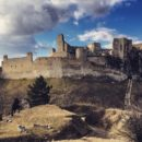 Hrad Beckov: Zrúcanina hradu, ktorá ti vyrazí dych už z diaľky